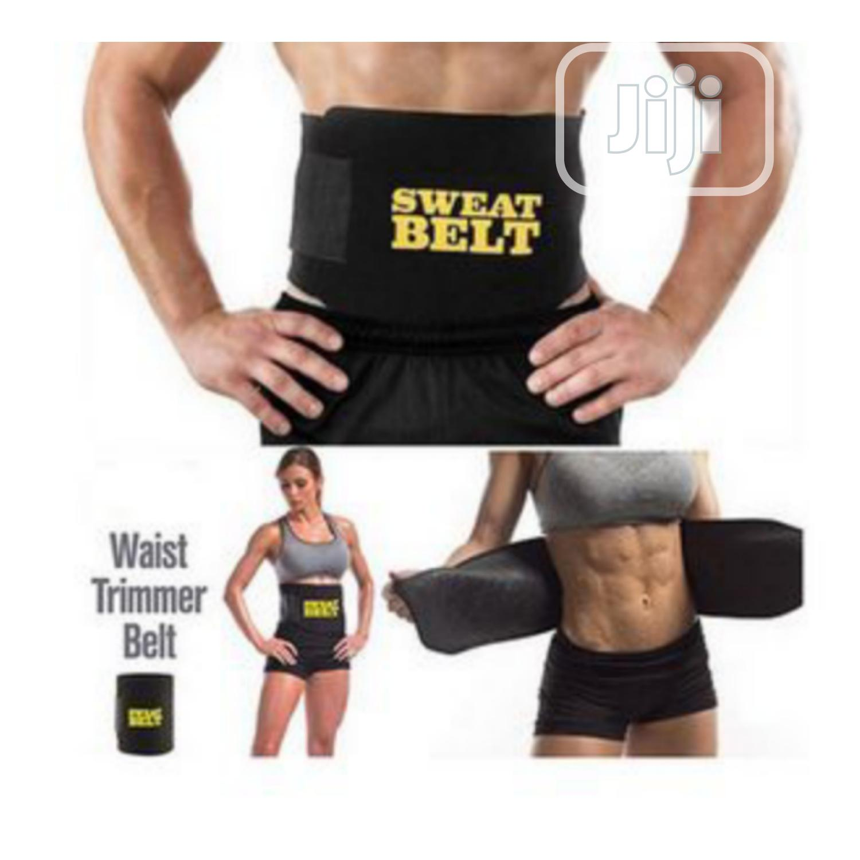Sweat Belt Tommy ,Waist Trimmer