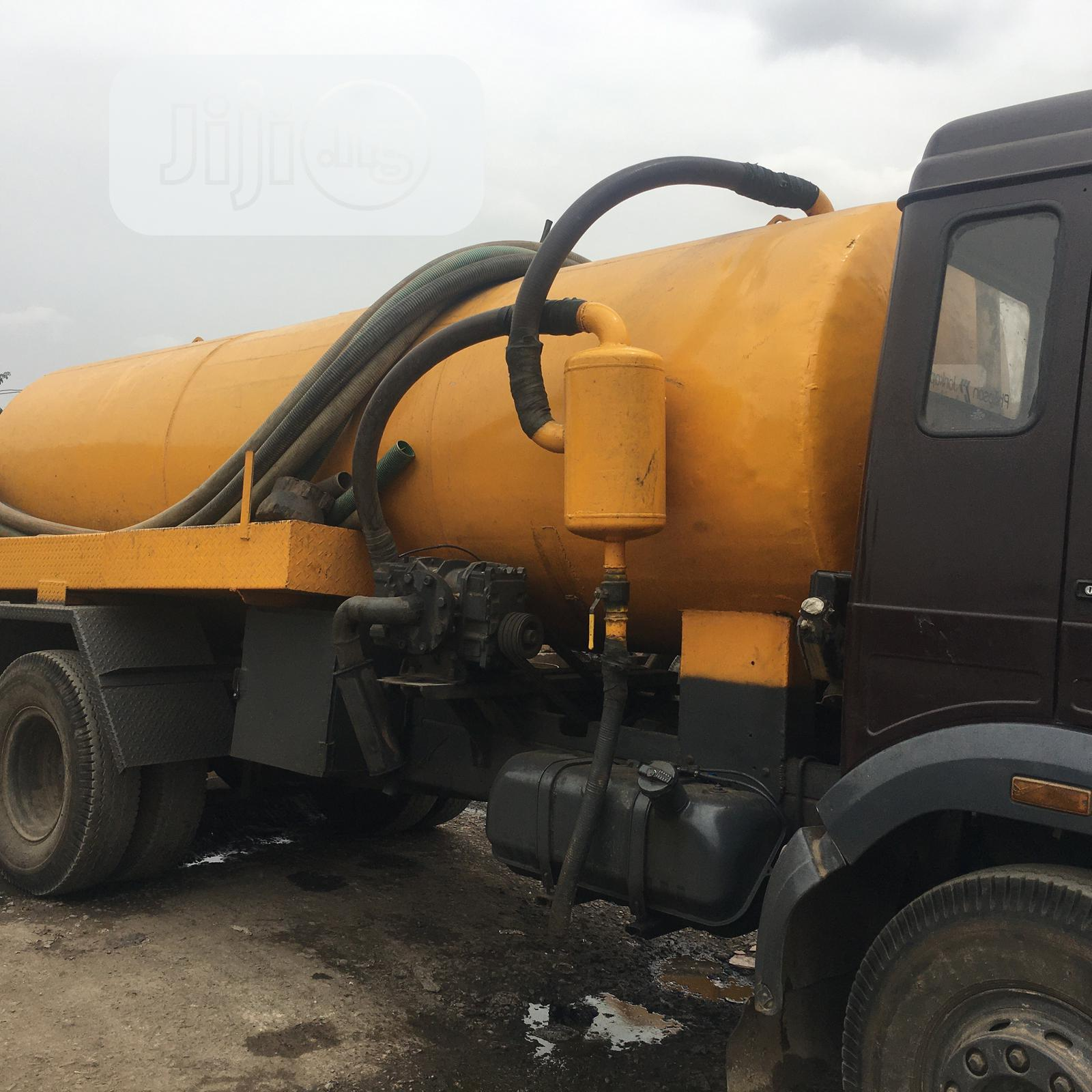 Cleaning Services: Septic Tank/ Sockaway Evacuation | Cleaning Services for sale in Ipaja, Lagos State, Nigeria
