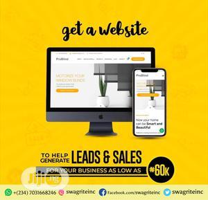 Website Design   Computer & IT Services for sale in Lagos State, Lekki