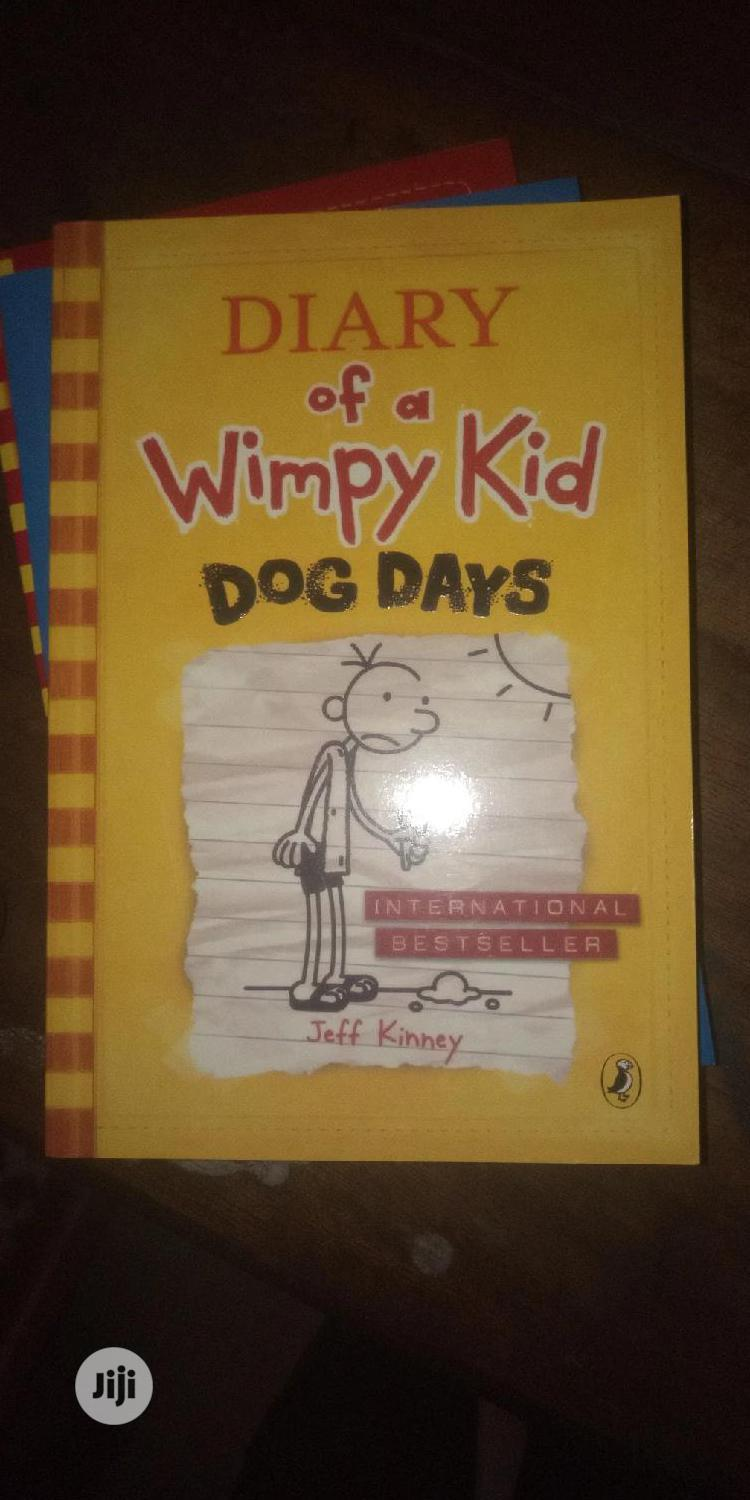 Diary Of A Wimpy | Books & Games for sale in Maryland, Lagos State, Nigeria