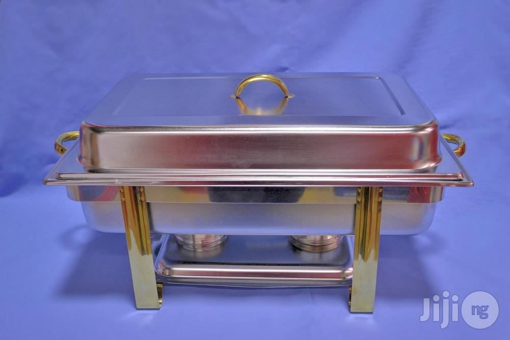 Chaffing Dish | Kitchen Appliances for sale in Ojo, Lagos State, Nigeria