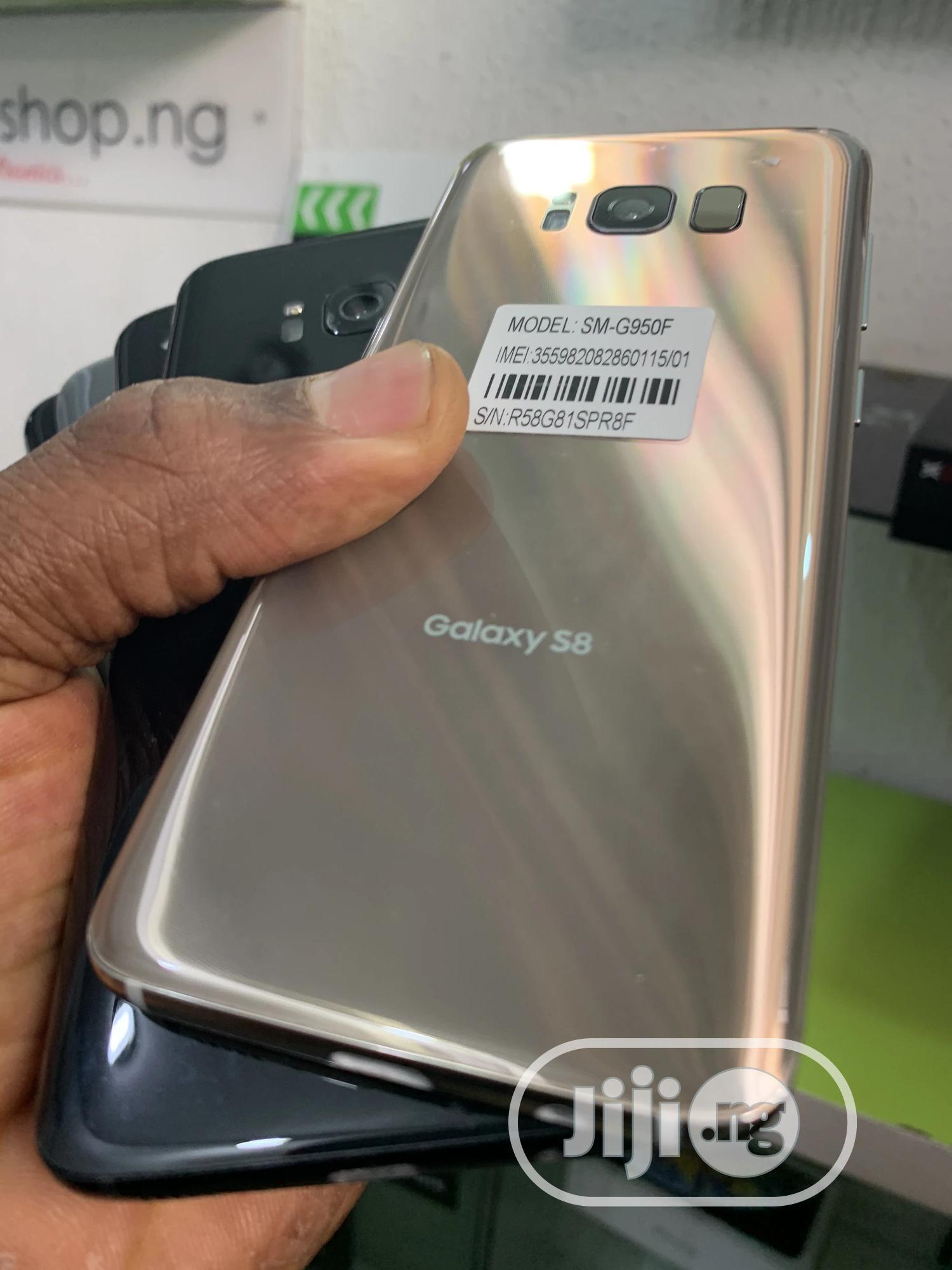 Samsung Galaxy S8 64 GB Gold