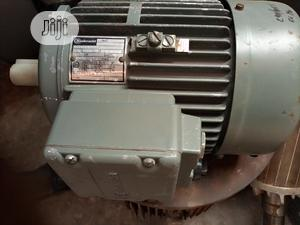 Electric Motor Tokunbo 2HP 380V ,2900RPM Made In Germany.   Manufacturing Equipment for sale in Lagos State, Ikeja