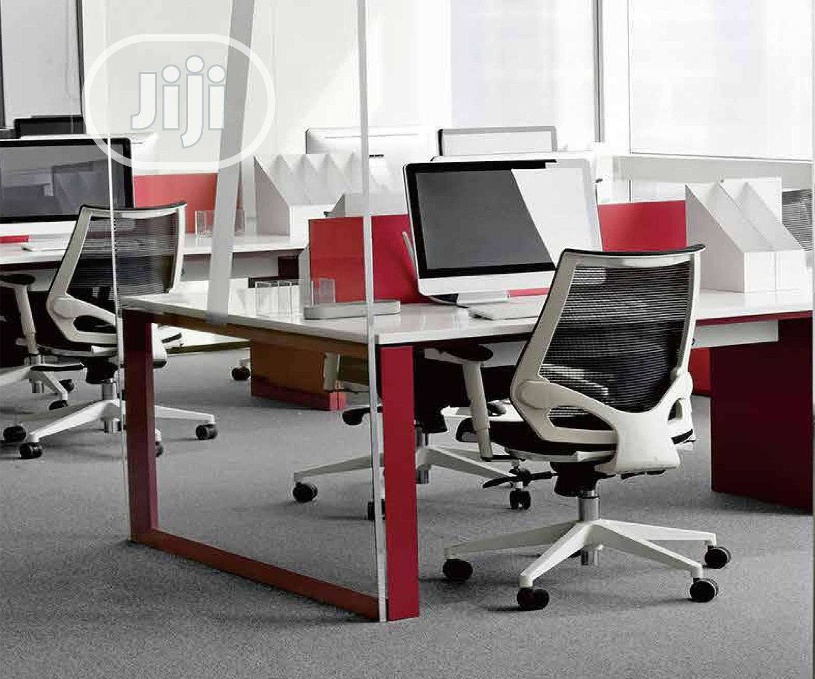 Customized Design Office Furniture For Oil Company