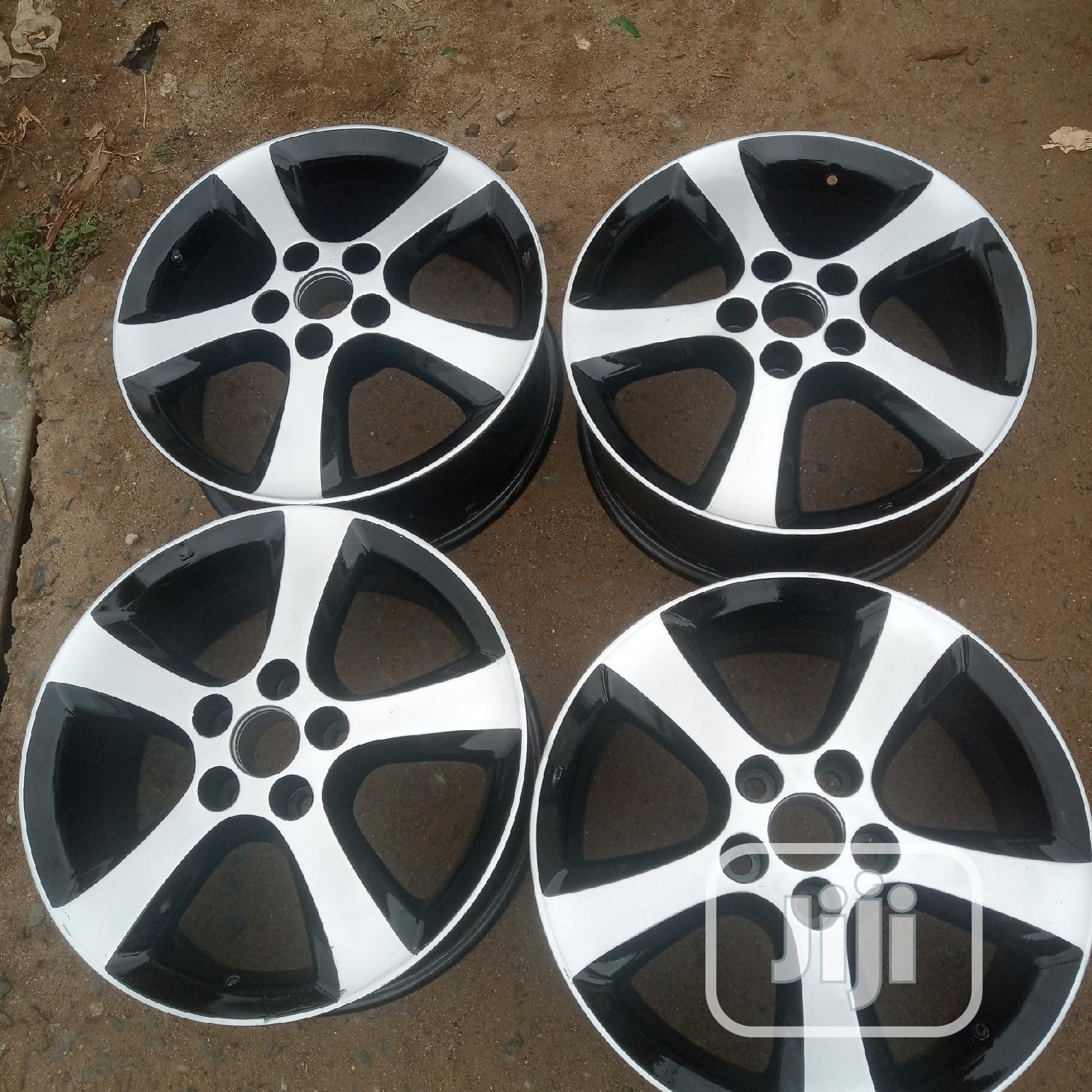 17 Rim For Toyota | Vehicle Parts & Accessories for sale in Mushin, Lagos State, Nigeria