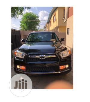 Toyota 4-Runner 2013 Black | Cars for sale in Lagos State, Ikeja