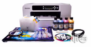 Ricoh Aficio SG 3110DN A4 Sublimation Printer Bundle   Printers & Scanners for sale in Lagos State, Surulere