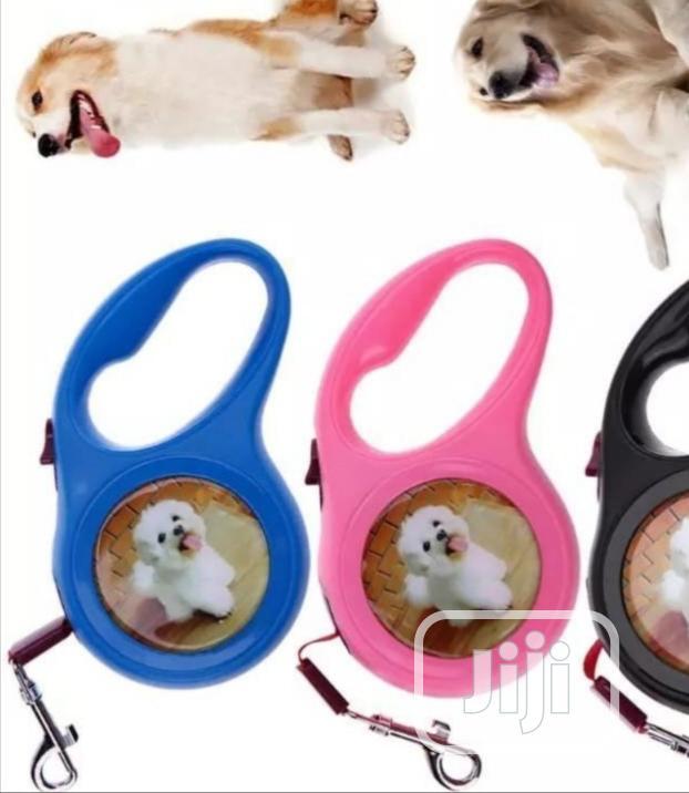 3m Retractable Automatic Dog Leash | Pet's Accessories for sale in Abeokuta North, Ogun State, Nigeria
