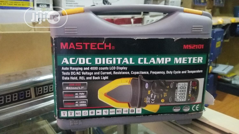 Obi-ng Mastech Ac/Dc Digital Clamp Meter