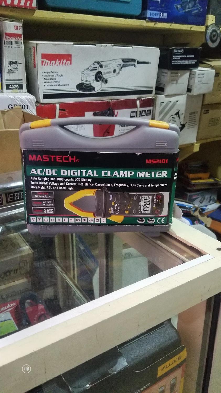 Obi-ng Mastech Ac/Dc Digital Clamp Meter | Measuring & Layout Tools for sale in Ojo, Lagos State, Nigeria