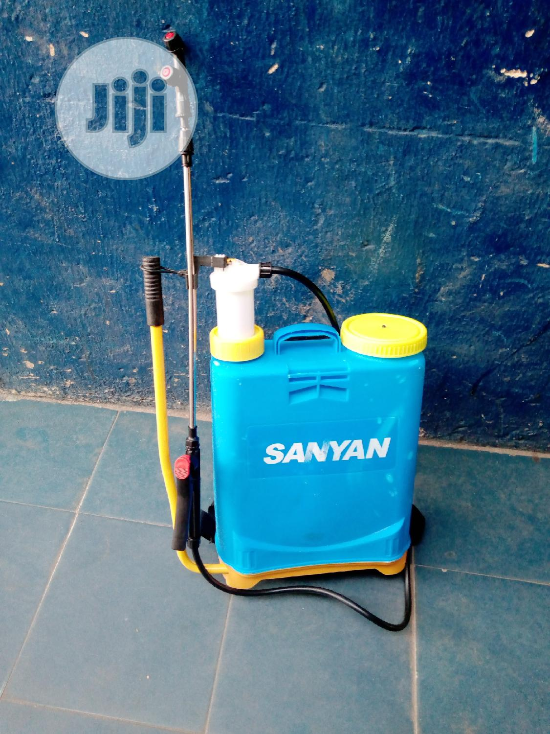 16litre Chemical Spray | Farm Machinery & Equipment for sale in Ojo, Lagos State, Nigeria