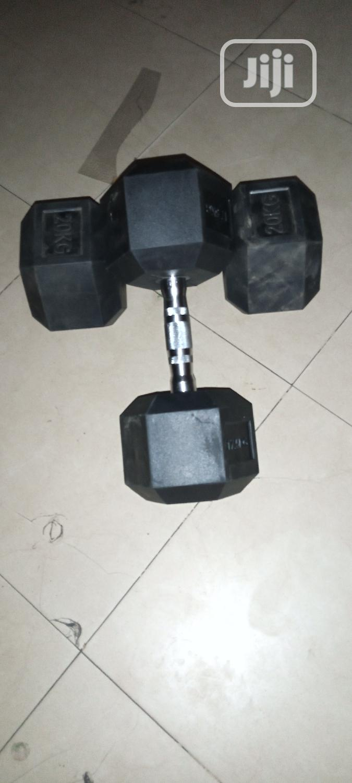 20kg Dumbbell