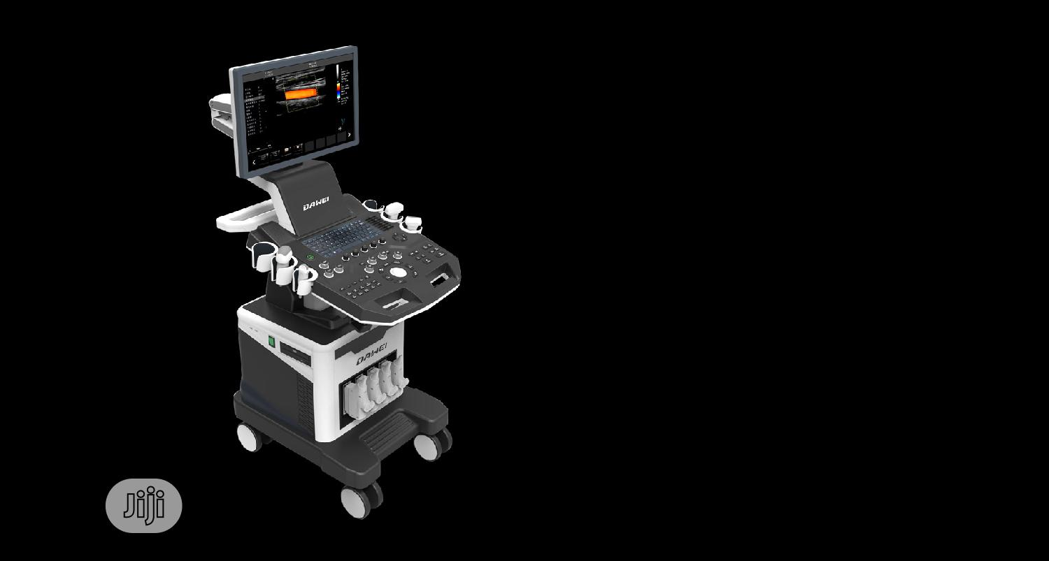 Dawei DW-F5 Trolley Color Doppler Ultrasound Machine