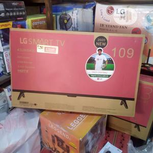 LG 43 Inches Smart 4K View | TV & DVD Equipment for sale in Lagos State, Ikeja
