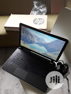 Laptop HP Pavilion 17t 8GB Intel Core I5 HDD 500GB | Laptops & Computers for sale in Lagos State, Alimosho