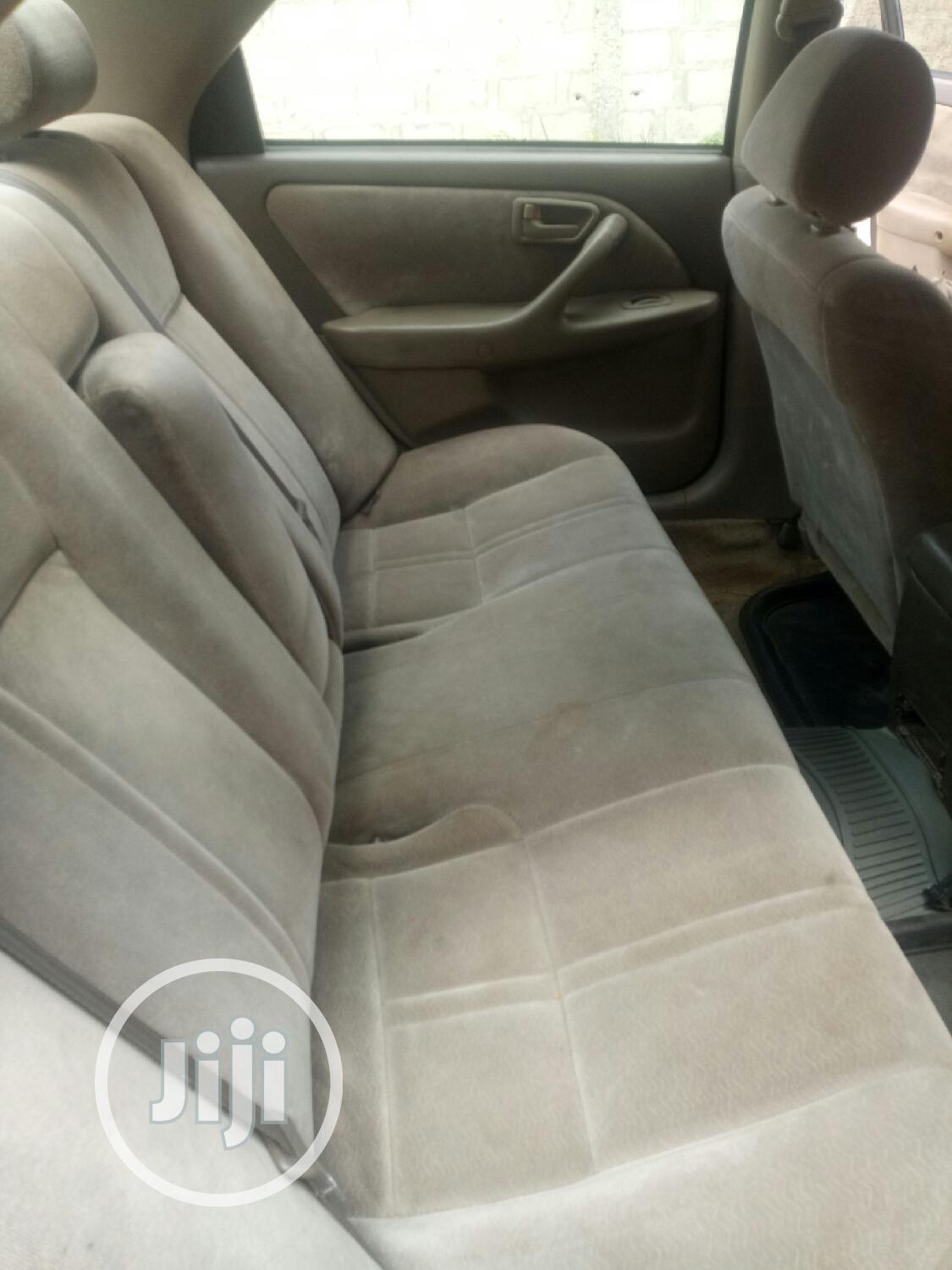 Archive: Toyota Camry 1999 Automatic Blue