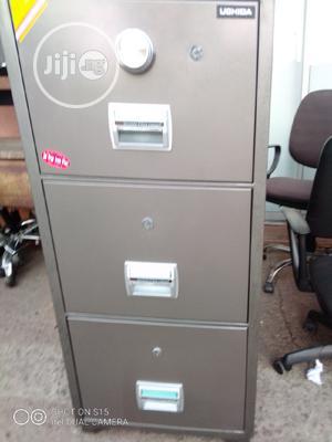 Fireproof Safe 3 Door | Safetywear & Equipment for sale in Oyo State, Ibadan