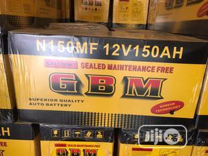 Gbm Battery 12v150ah | Solar Energy for sale in Lagos State, Ikeja
