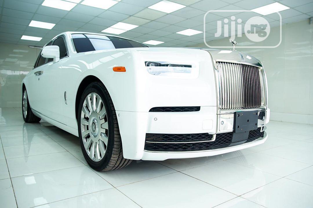 Archive New Rolls Royce Phantom 2020 Base Ewb White In Victoria Island Cars Og Autos Jiji Ng