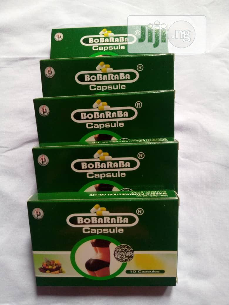 Bobaraba Hip and Buttock Enlarging Capsule(5 Packs for 4,000
