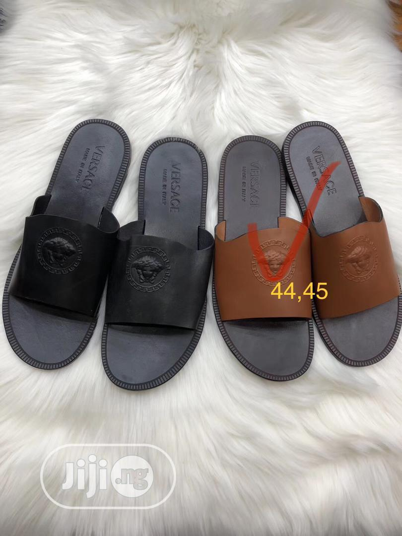 Palm Slippers | Shoes for sale in Garki 2, Abuja (FCT) State, Nigeria