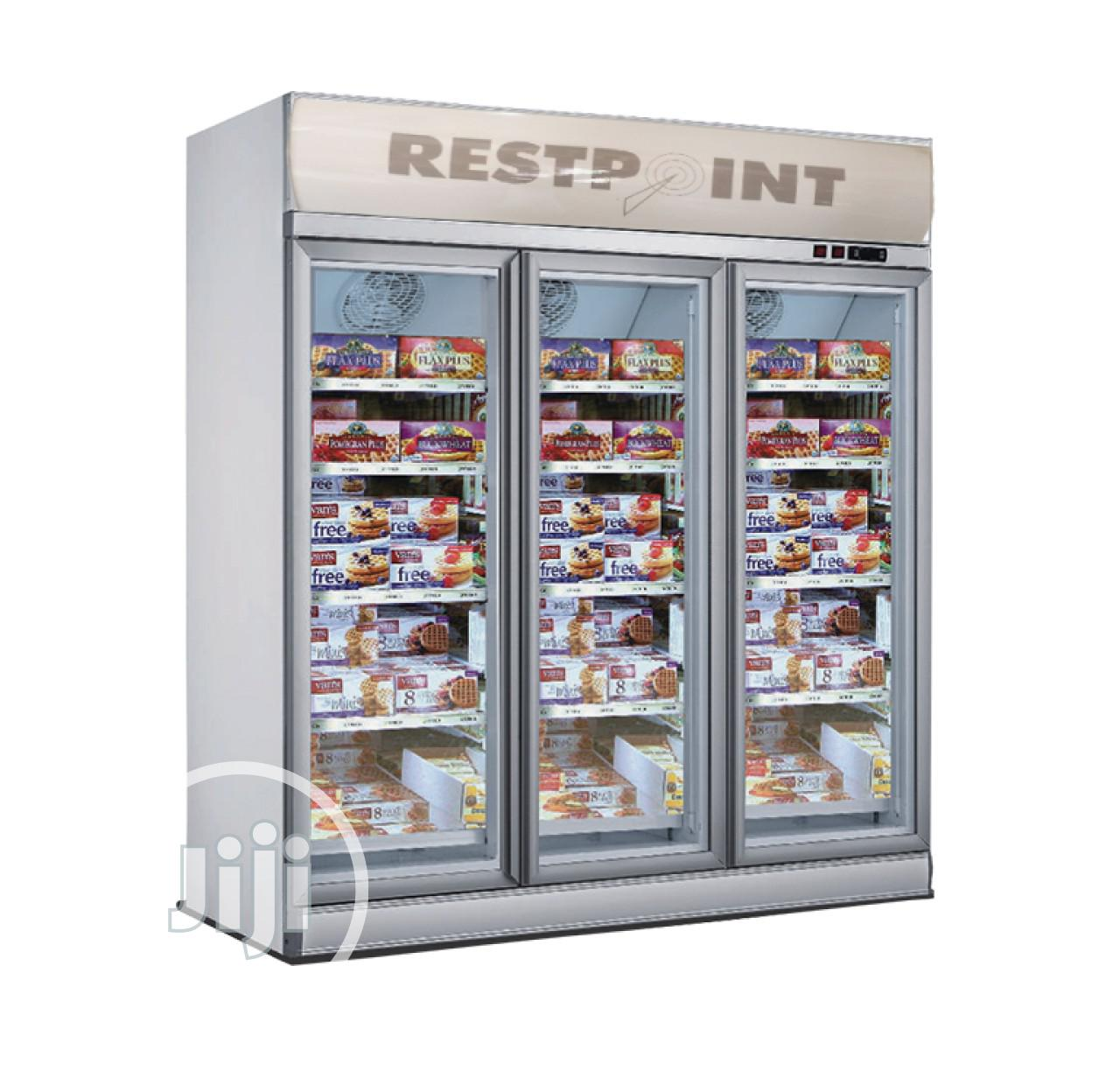 1450L Top Mounted Freezer Three Door RC1500DL -Restpoint J11