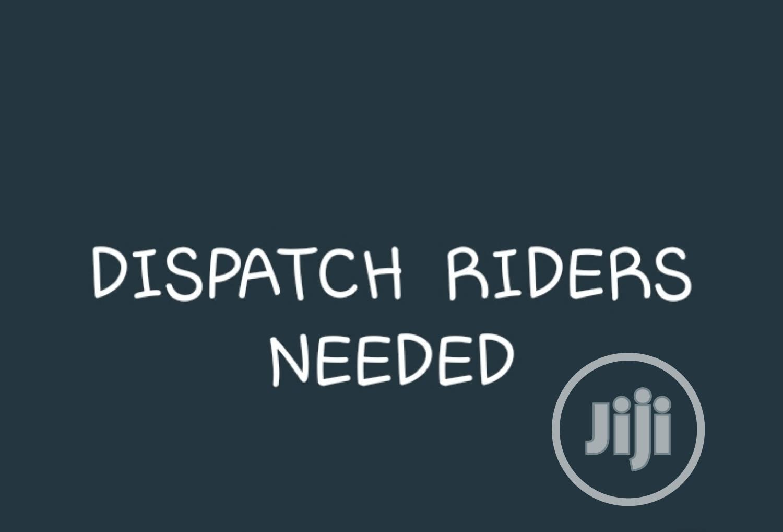 Archive: Dispatch Riders Needed In Sangotedo Ajah