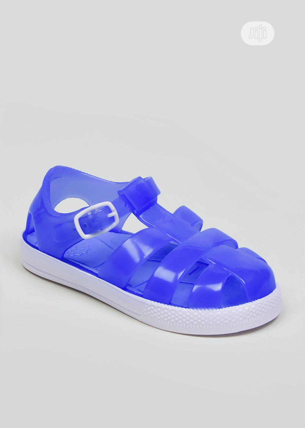 Archive: Kid'S Jelly Caged Shoe
