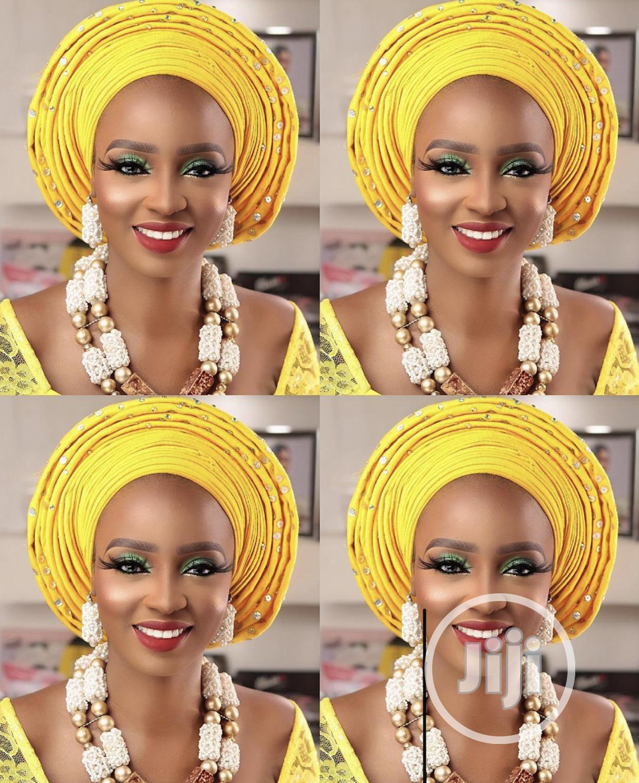 Abuja Best Traditional Weddings Makeup Artist
