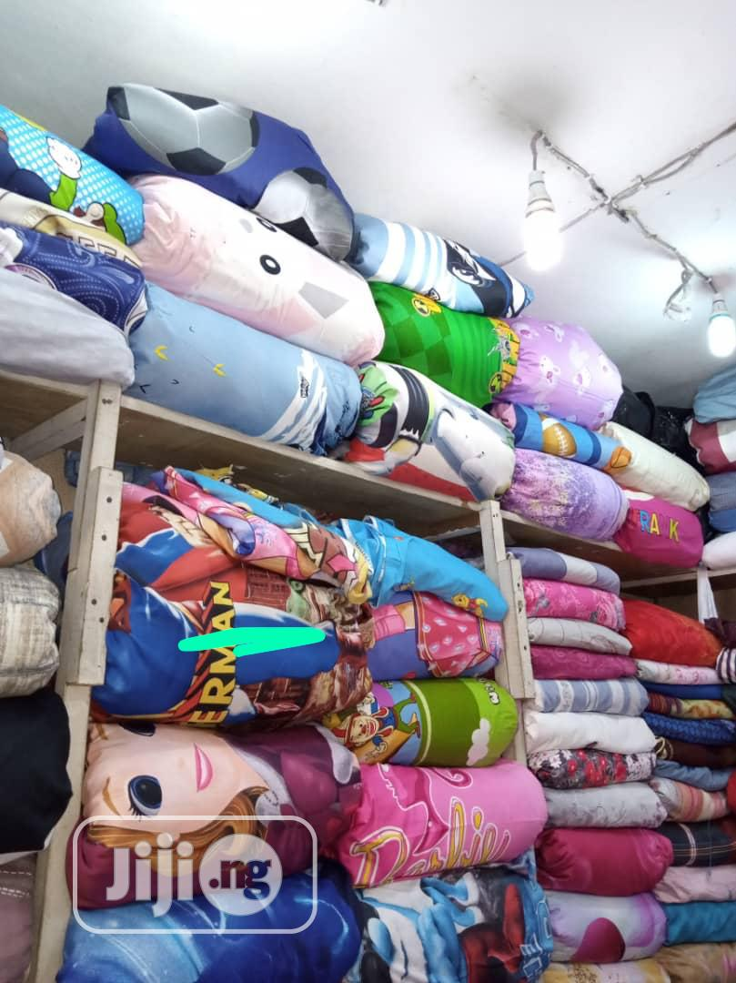 Quality And Beautiful Children Bedsheet Available | Home Accessories for sale in Surulere, Lagos State, Nigeria