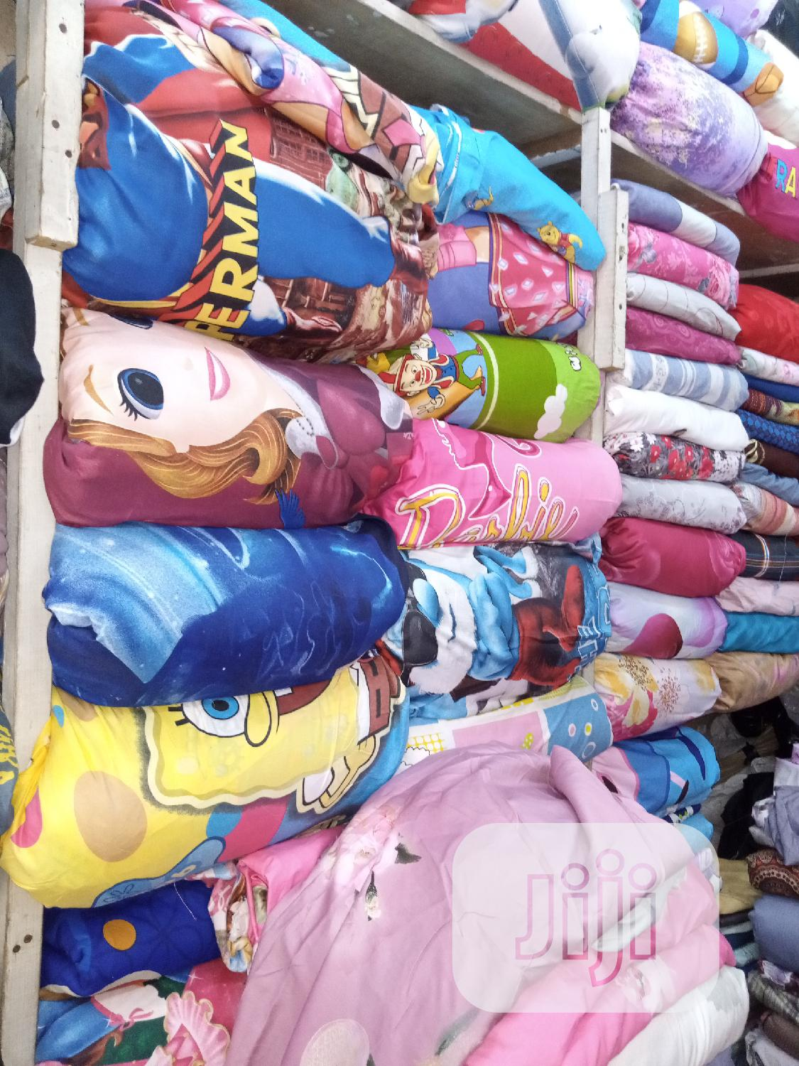 Quality And Beautiful Children Bedsheet Available