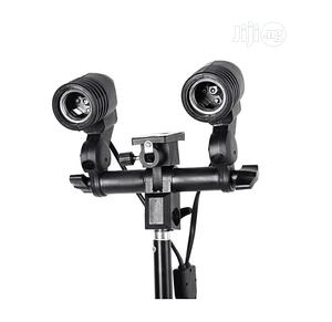 2in1 Bulb Lamp Holder/Softbox Bracket | Stage Lighting & Effects for sale in Rivers State, Port-Harcourt