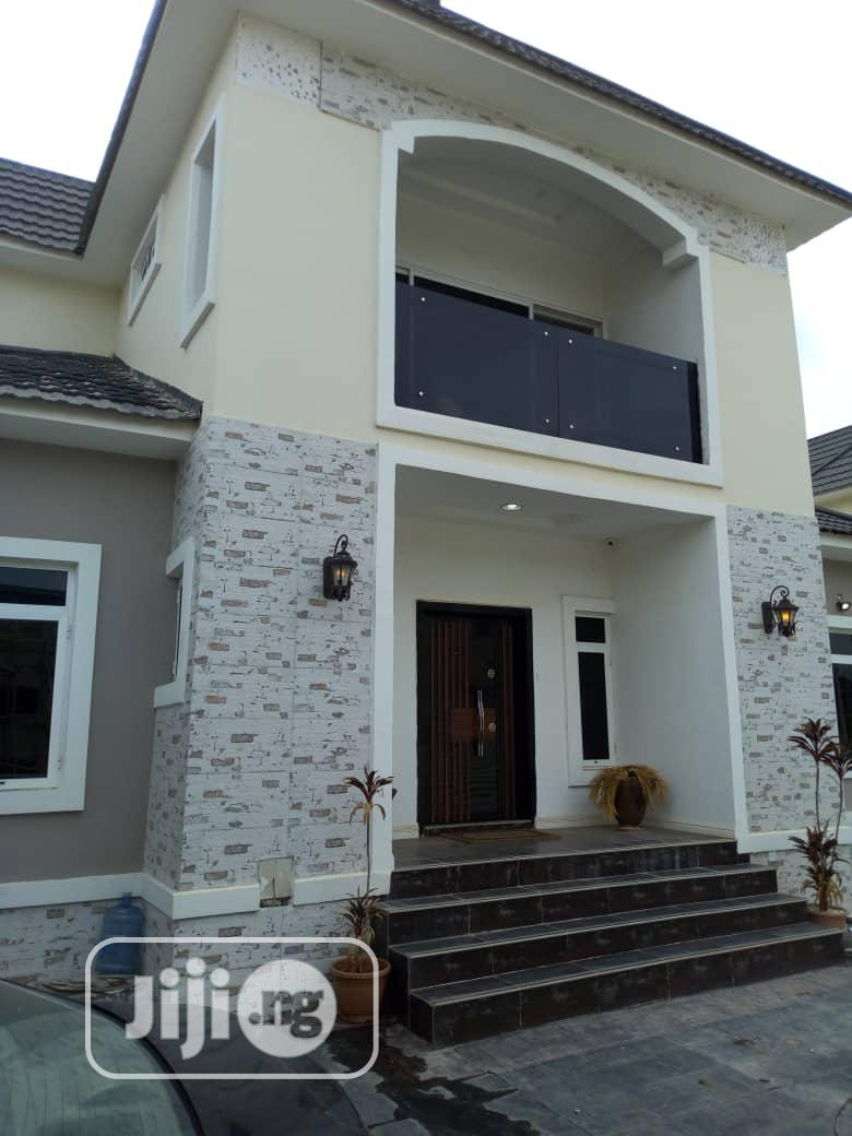 4 Bedroom Duplex With 2 Room BQ At Lugbe