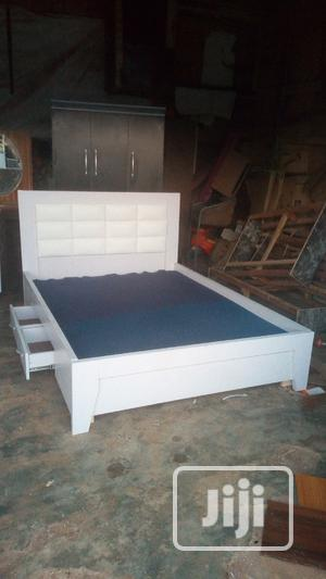 4 By 6 Bed Frame.   Furniture for sale in Abuja (FCT) State, Lugbe District