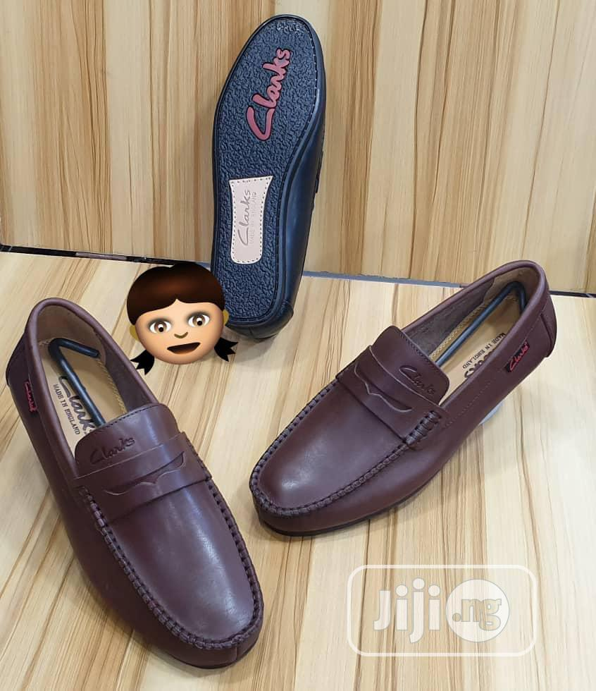 Clarks Loafers Men Shoe Now in Store | Shoes for sale in Lagos Island (Eko), Lagos State, Nigeria