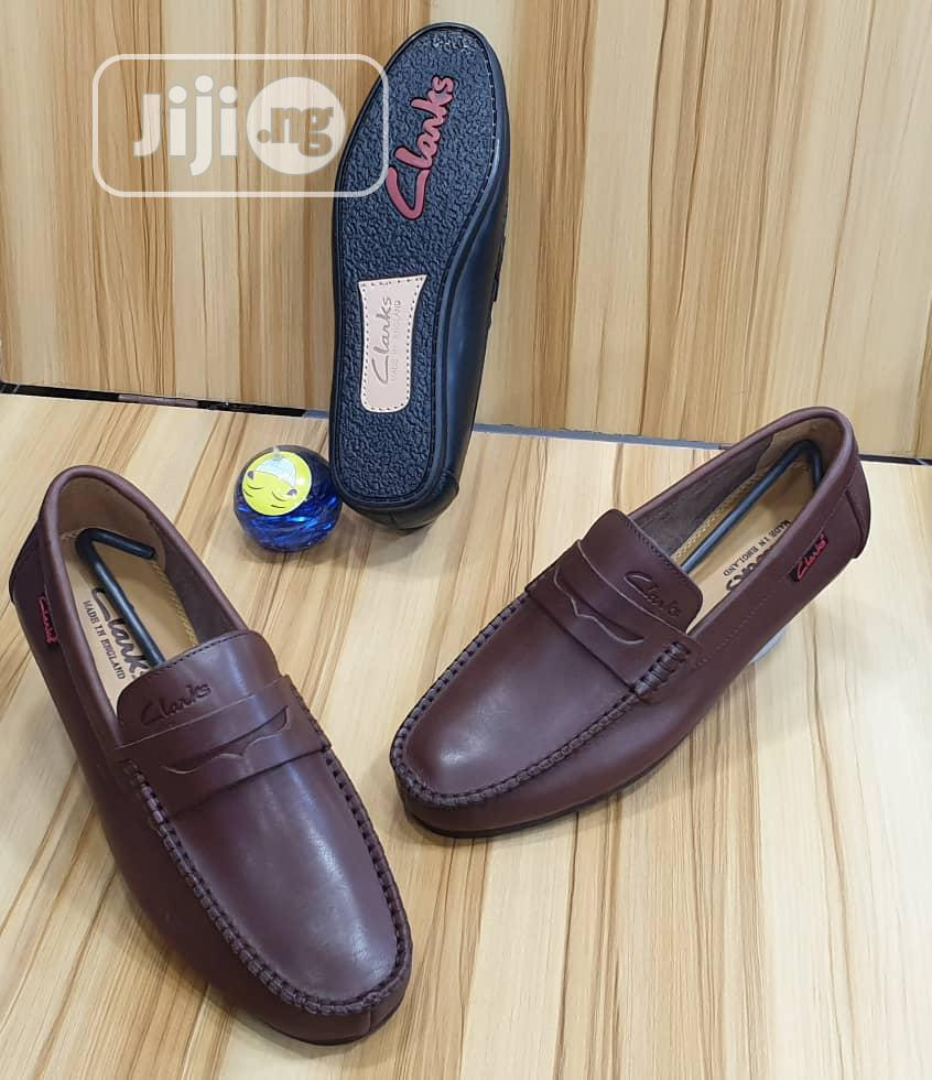 Clarks Loafers Men Shoe Now in Store