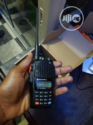 Obi-ng Motorola GP-388 FM Transciever Radio   Audio & Music Equipment for sale in Lagos State, Ojo
