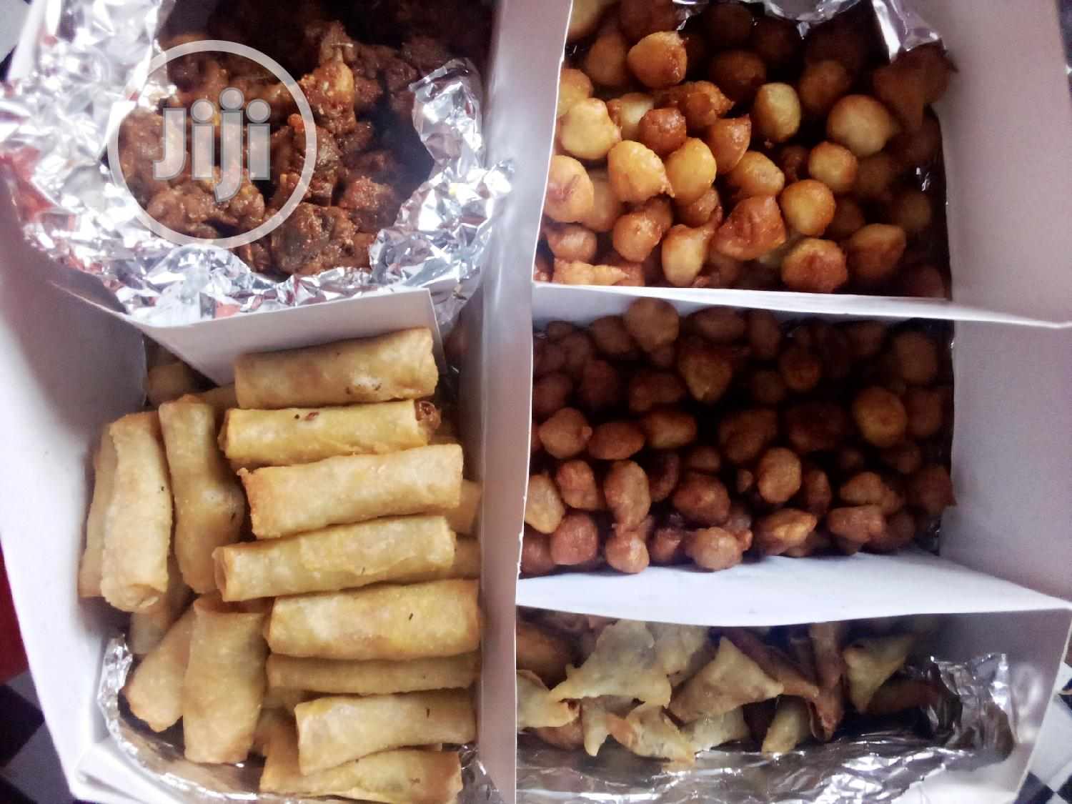 Small Chops   Party, Catering & Event Services for sale in Agege, Lagos State, Nigeria
