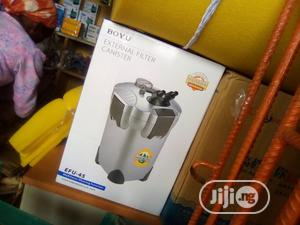 Canister Boyu External Filter For Your Aquarium And Ponds | Pet's Accessories for sale in Lagos State, Surulere