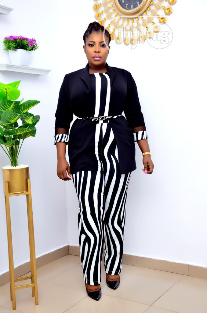 New Female Turkey Quality Jumpsuit and Jacket | Clothing for sale in Lagos Island (Eko), Lagos State, Nigeria