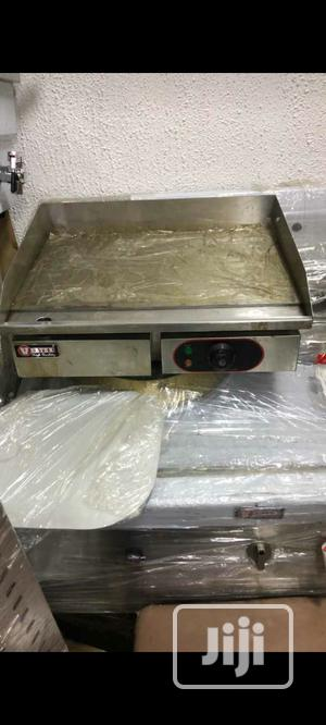Electric Griddle. 2020 | Restaurant & Catering Equipment for sale in Lagos State, Ojo