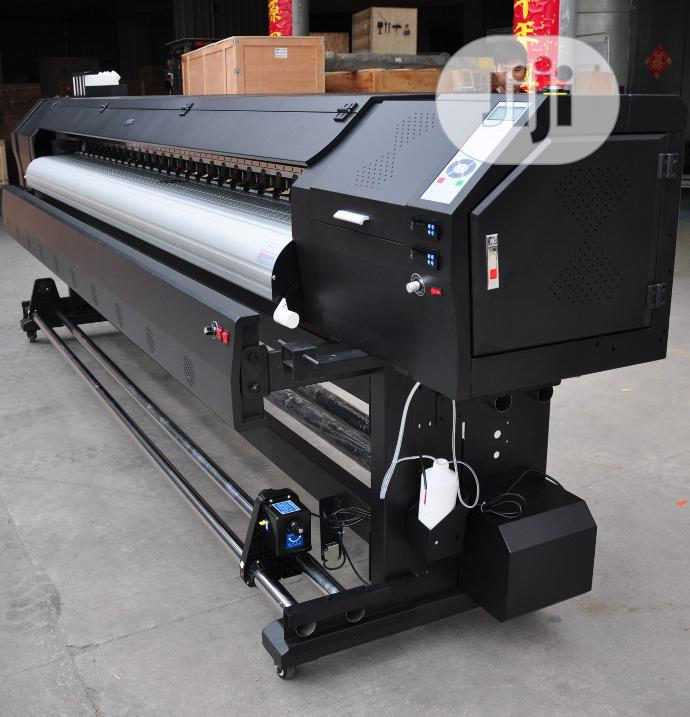 Large Format Printer With Xp600/Dx5 Printhead 3.2m (10ft) | Printing Services for sale in Ifako-Ijaiye, Lagos State, Nigeria