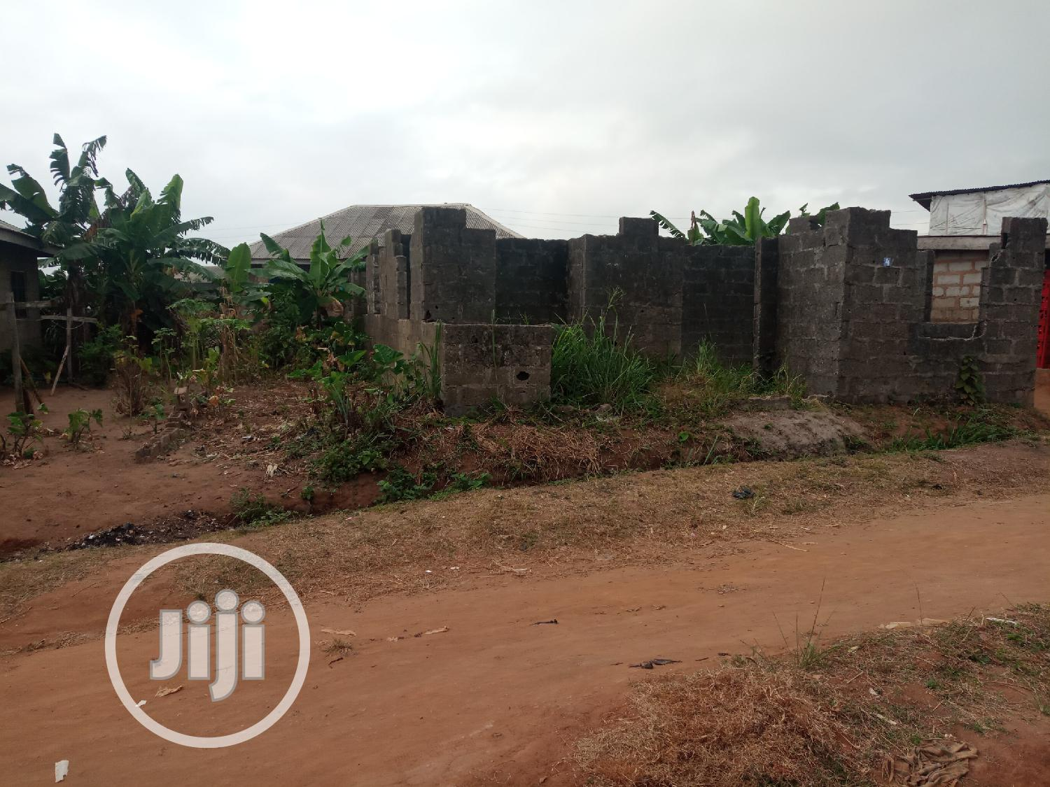 Half Plot of Land Measuring 30 by 120 at Ayrtoro Mopoljunct | Land & Plots For Sale for sale in Ipaja, Lagos State, Nigeria