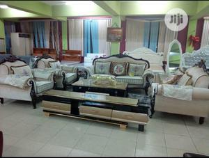 Classic Turkish Fabric Royal Sofa   Furniture for sale in Lagos State, Ikeja