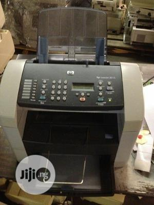 HP Laserjet 3015 Black And White Printer   Printers & Scanners for sale in Lagos State, Ikeja