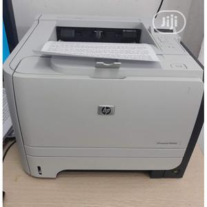 HP Laserjet 2055 Black And White Printer   Printers & Scanners for sale in Lagos State, Ikeja