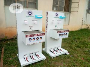 Foot Pedal And Handwash Station | Safetywear & Equipment for sale in Lagos State, Agege