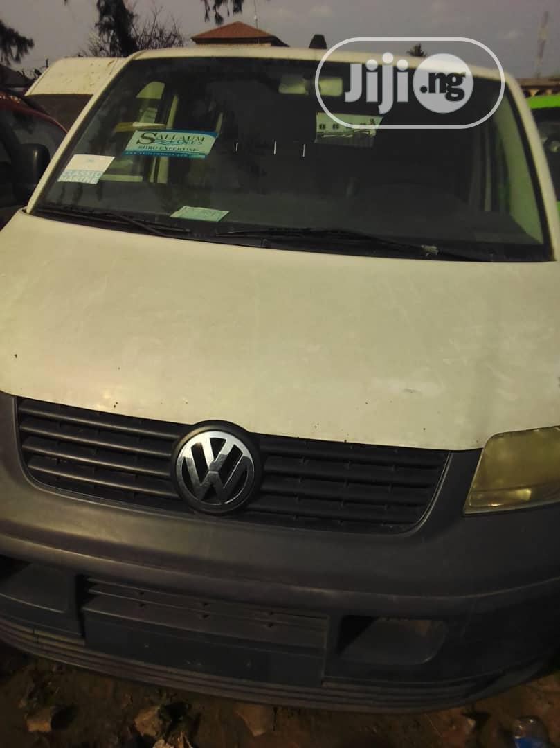 Archive: Tokunbo Volkswagen Bus 2007
