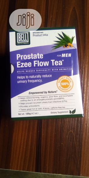 Bell Prostate Ezee Flow Tea for Prostate Enlargemt | Sexual Wellness for sale in Lagos State, Ajah