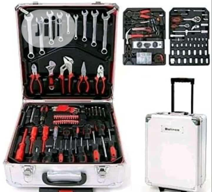 Complete Tools Box